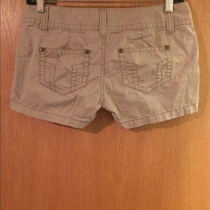 Pants - Khaki shorts